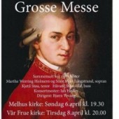 Mozart Grosse Messe