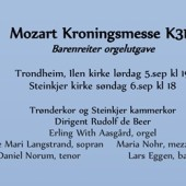 Mozart Kroningsmesse K317