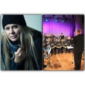 christmasconcert og record-release with Nidaros Brass Band