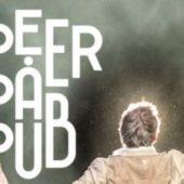 Peer på pub på Sennepen Scene
